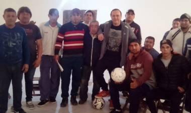 """FUTBOL DE LOS COMERCIO """"COPA DE INVIERNO""""La Institución Policial y el Club Barrio Jardin organizan un Torneo de Futbol denominado """"COPA DE INVIERNO""""."""
